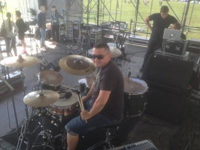 CJ - Drummer