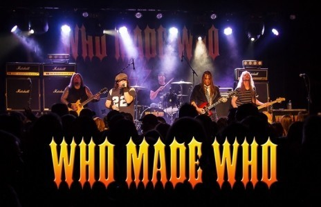 Who Made Who - AC-DC Tribute Band