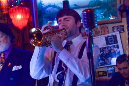 Bryan Douglas Foote - Trumpeter