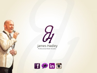 James Hadley - Male Singer
