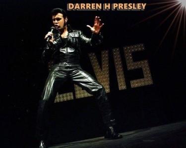 Darren H Presley  - Elvis Impersonator