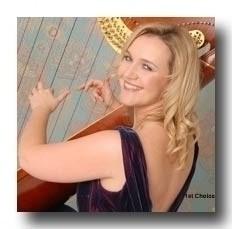 Rhian Morgan - Harpist