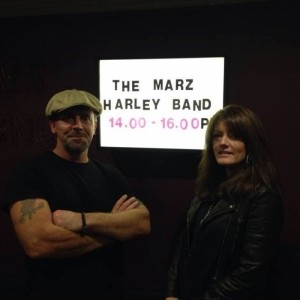 The Marz Harley Duo image