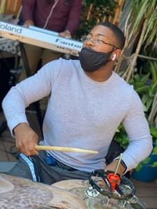 Reginald James - Drummer