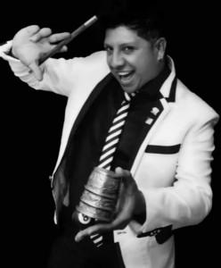 Alberto De Herrera. A Magician Hollywood Style - Stage Illusionist