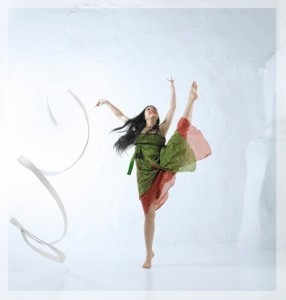 Lucia Tong - Female Dancer
