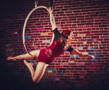 Zephyrina the Ethereal - Circus Performer