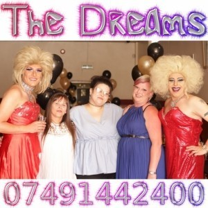 The Dreams' International Drag Queens Duo - Kay Wye & Ida Slapter image