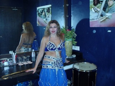 Belly dance - Belly Dancer