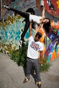 Amanda & Andre - Acrobalance / Adagio / Hand to Hand Act