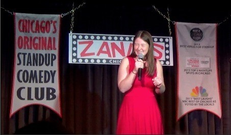 Melissa Richelle - Adult Stand Up Comedian