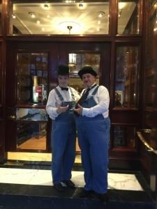 Laurel and Hardy Lookalikes - Lookalike