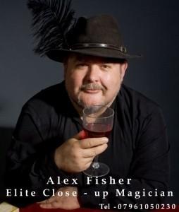 MagicAL EXcellencE  ( Alex D. Fisher )  Award Winning Magician - Wedding Magician