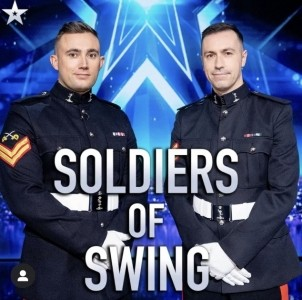 The Soldiers Of Swing  - Male Singer