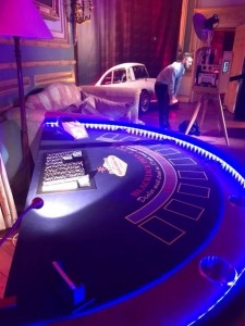 Vegas Casino Hire - Casino & Gambling Tables
