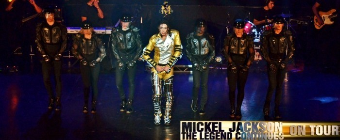 Mickel Jackson - Michael Jackson Tribute Act