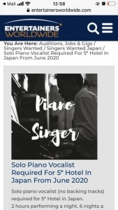 Evergreen to contemporary entertainment  - Pianist / Singer