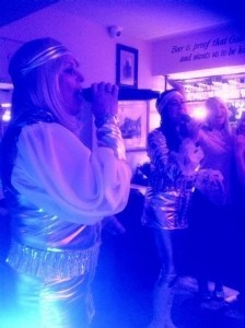 Lisa Mills as Cher  - Cher Tribute Act