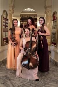 Silver Moon String Quartet - Violinist