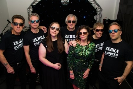 ZEBRA EXPRESS BAND - Function / Party Band