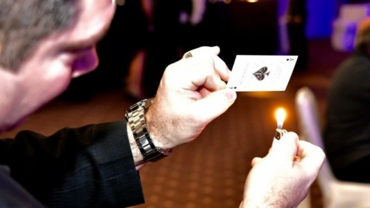 Magician Bill Peterson - Other Magic & Illusion Act
