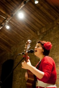 Hayley Tucker - Female Singer