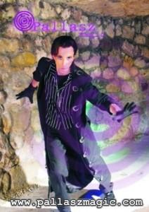 Pallasz illusionist - Other Magic & Illusion Act