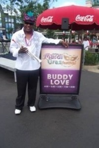 The Jazz Whisperer - Charles Buddy Love - Multi-Instrumentalist