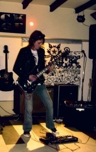 Ivica Edge - Electric Guitarist