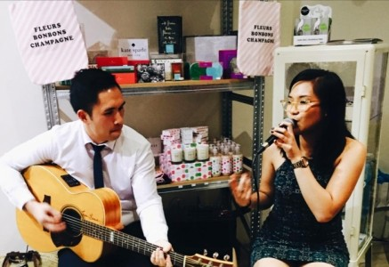 Jasmine & John - The Acoustic Duo image