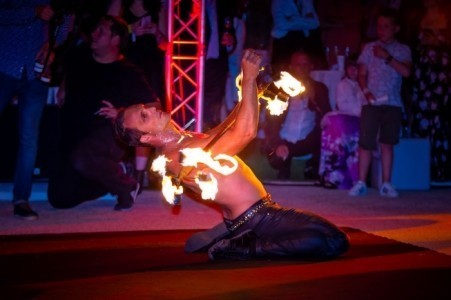 Davinci Show - LED Entertainment
