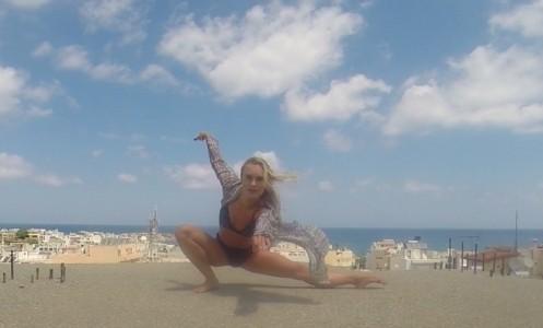 April Crawford  - Female Dancer