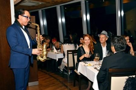 SMOOTHSAX  - Saxophonist