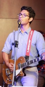Jim Ryan Pinto - Guitar Singer