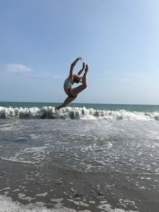 Gabrielle Gripton - Female Dancer