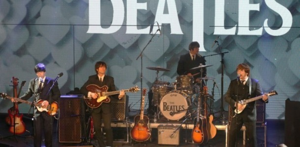 A Hard Day's Night - Beatles Tribute Band