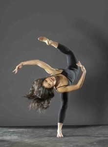 Lucia Tong - Female Dancer