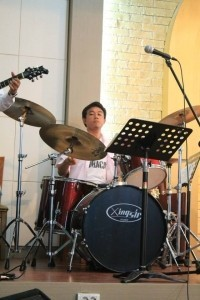 Mark Soco - Drummer