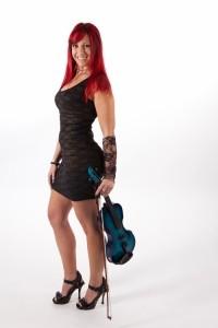 Natasha Ratz - Violinist