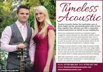 Timeless Acoustic - Duo