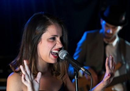 Maria Romero (Maria Le Bone) - Female Singer