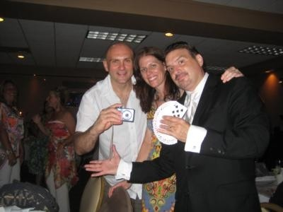 Chris Anthony Entertainment Inc.  - Close-up Magician