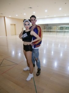 Petrovska Mariia and Didok Bhdan ( Dance couple) - Other Dance Performer