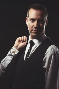 STEPHEN BARRY - Close-up Magician