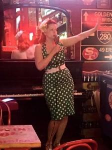 Miss Franny De Light  - Female Singer