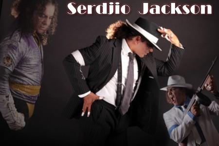 Serdjio Jackson - Michael Jackson Tribute Act