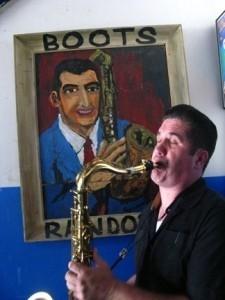 Bob Crail  - Saxophonist