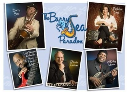 The Barry Sea Paradox - Function / Party Band
