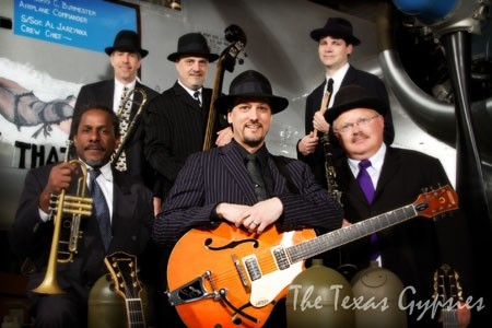 Texas Gypsies - Swing Band