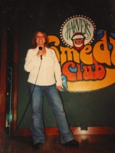 Sharon Lacey - Clean Stand Up Comedian